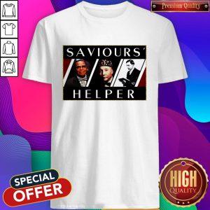 Official Saviours' Helper Shirt