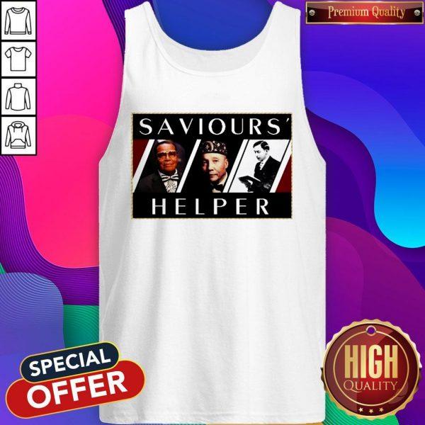 Official Saviours' Helper Tank Top