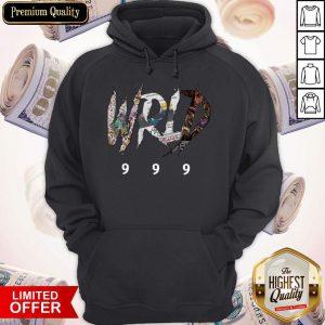 Premium RIP Juice WRLD 999 Hoodie