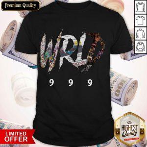 Premium RIP Juice WRLD 999 Shirt