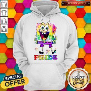 SpongeBob LGBT Pride 2020 Hoodie