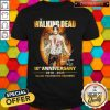 The Walking Dead 10th Anniversary 2010-2020 Thank You For The Memories Signature Wings Shirt