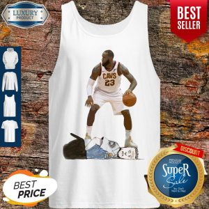 Top LeBron James I Can't Breathe Tank Top