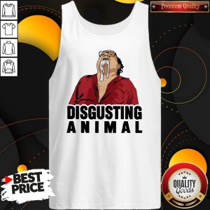 Awesome Disgusting Animal Tank Top