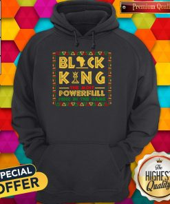 Black King The Most Powerful Piece In The Game Hoodie