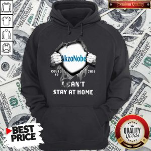 Blood Inside Me Akzonobel Covid 19 2020 I Can't Stay At Home Hoodie