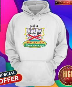 Just A Mama Raising Her Rugrats Wild Thornberrys Hoodie
