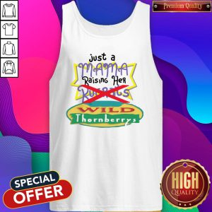 Just A Mama Raising Her Rugrats Wild Thornberrys Tank Top