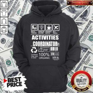 Official Activities Coordinator Hoodie