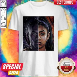 Official Kobe Bryant And Daughter Face Shirt