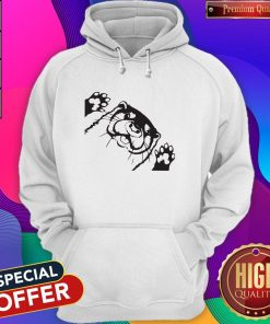 Official Otter Paw Hoodie