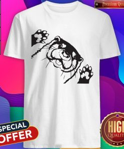 Official Otter Paw Shirt