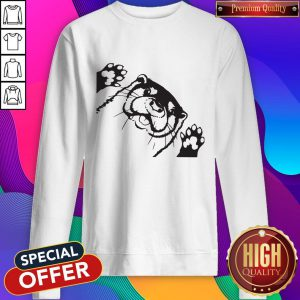 Official Otter Paw Sweatshirt