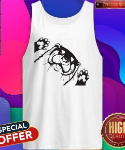 Official Otter Paw Tank Top