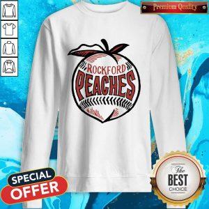 Official Rockford Peaches Sweatshirt