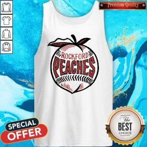 Official Rockford Peaches Tank Top