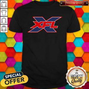 Official Xfl T Shirt