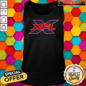 Official Xfl T Tank Top