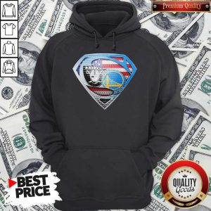 Superman Golden State Warriors And Oakland Raiders Hoodie
