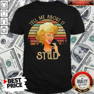 Tell Me About It Grease Stud Vintage Shirt