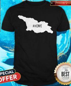 Top Georgia Maps #Home Shirt