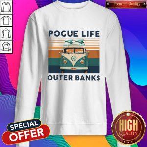 Volkswagen Pogue Life Outer Banks Vintage Sweatshirt