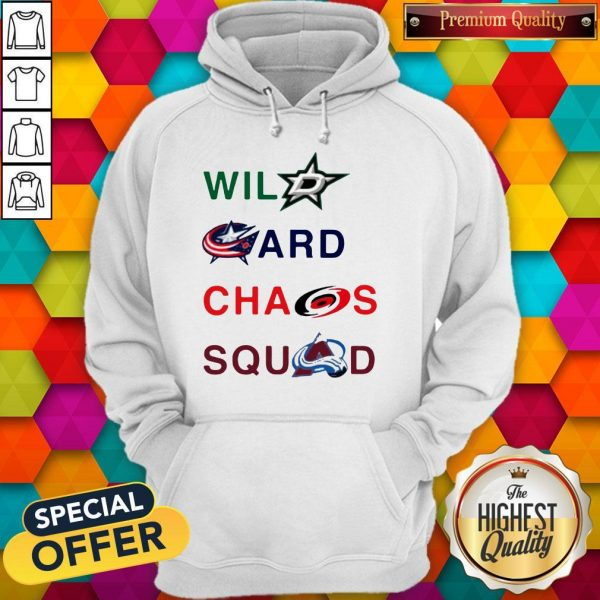 Wild Card Chaos Squad 2020 Hoodie