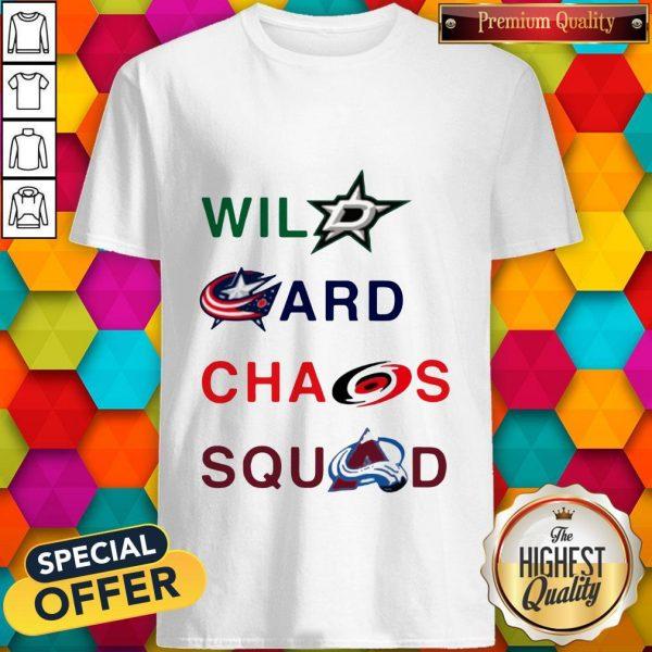 Wild Card Chaos Squad 2020 Shirt
