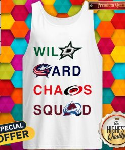 Wild Card Chaos Squad 2020 Tank Top