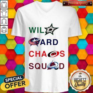 Wild Card Chaos Squad 2020 V-neck