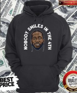 Zion Williamson Shirts Nobody Smiles In The 4th Hoodie