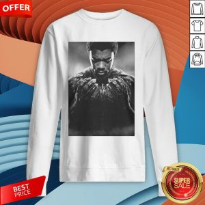 Black Panther Thank You For The Memories Signature Sweatshirt