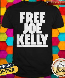 Funny Official Free Joe Kelly Shirt