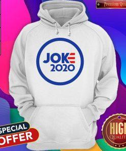 Funny Official Joe Joke 2020 Hoodie