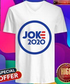 Funny Official Joe Joke 2020 V-neck