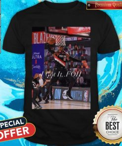 Funny The Carmelo Anthony I Got It Foh 2020 Shirt