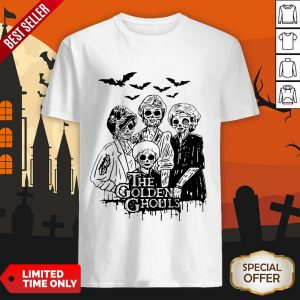 Funny The Golden Ghouls T-ShirtFunny The Golden Ghouls T-Shirt