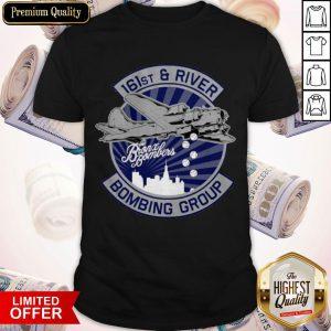 Good 161st Bomb Squadron Baseball 2020 Shirt