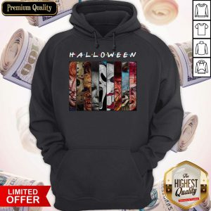 Good Happy Halloween With Scary Stuff Hoodie