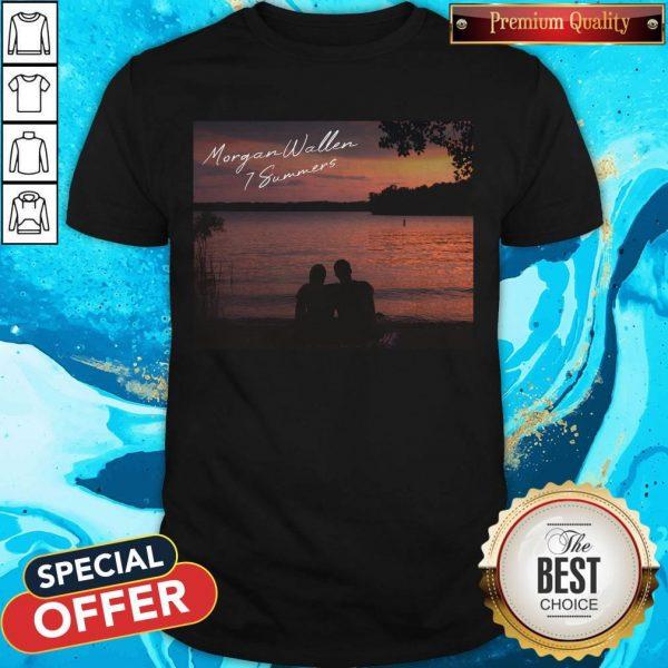 Good Morgan Wallen 7 Summers Shirt