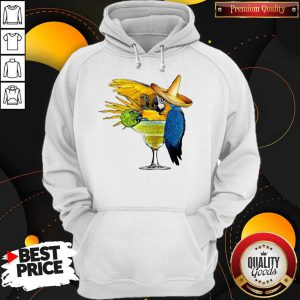 Good Official Parrot Drink Cocktail Hoodie