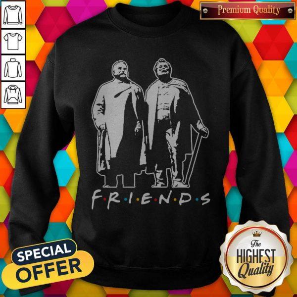 Llia-Akaki Friends Sweatshirt