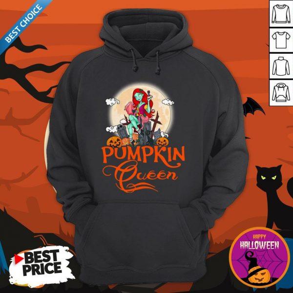 Nice Pumpkin Queen Halloween Hoodie