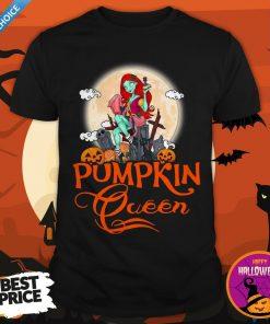Nice Pumpkin Queen Halloween Shirt