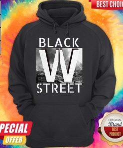 Official Black Wall Street Hoodie
