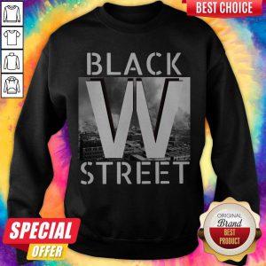 Official Black Wall Street Sweatshirt