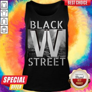 Official Black Wall Street Tank Top