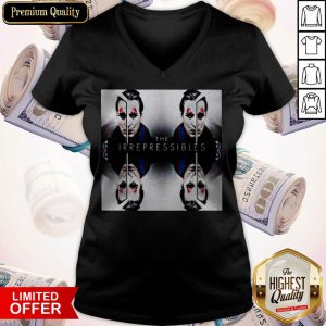 Official In This The Irrepressibles V-neck