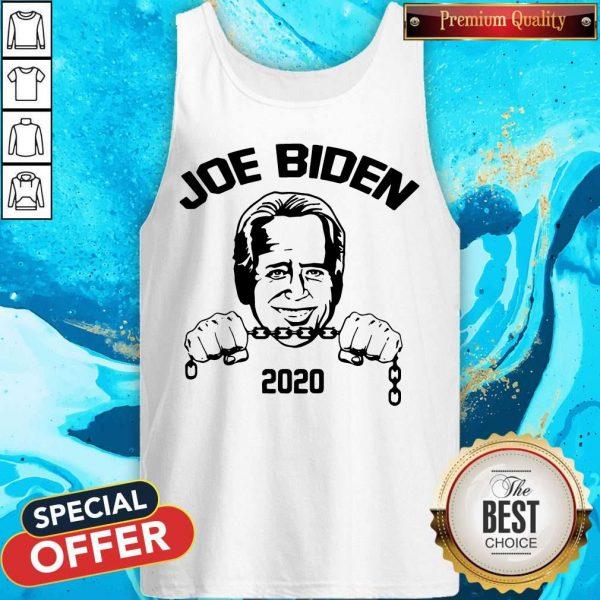 Official Joe Biden Corn Pop Tee T-Tank Top