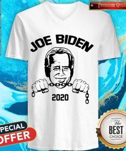 Official Joe Biden Corn Pop Tee T-V-neck